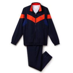 Ensemble de survêtement Lacoste Sport Marine Orange