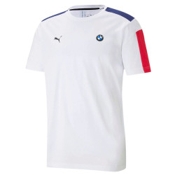 T-Shirt Puma BMW M Motorsport T7 Blanc