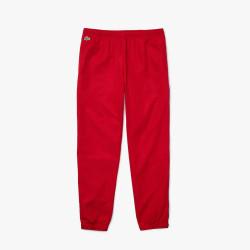 Pantalon de survêtement Lacoste SPORT léger avec bandes siglées