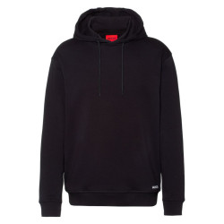 Sweat Capuche Hugo Dayfun211 Noir