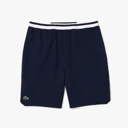 Short Lacoste SPORT x Novak Djokovic Bleu marine