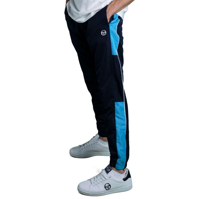 Pantalon de survêtement Sergio Tacchini Abita Bleu Marine