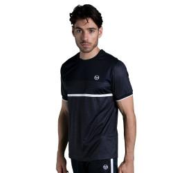 T-shirt Sergio Tacchini Alabama Bleu