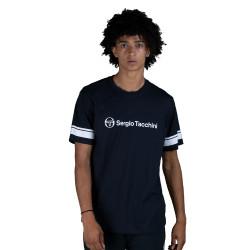 T-shirt Sergio Tacchini Abelia Noir