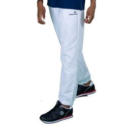 Pantalon de survêtement Sergio Tacchini Carson 021 Slim Blanc