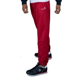 Pantalon de survêtement Sergio Tacchini Carson 021 Slim Rouge