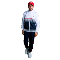 Ensemble de survêtement Sergio Tacchini Alabama Blanc