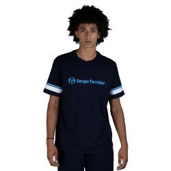 T-shirt Sergio Tacchini Abelia Bleu