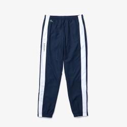 Pantalon de survêtement Lacoste SPORT léger bicolore