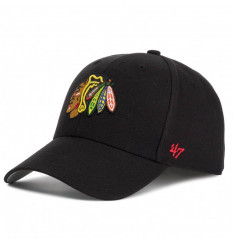 Casquette 47 Brand Chicago Black Hawks
