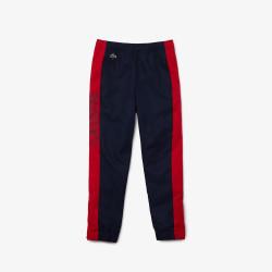 Pantalon de survêtement Garçon Lacoste SPORT bicolore léger
