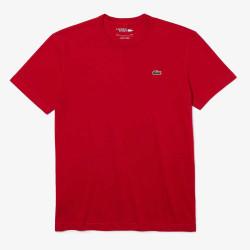 T-shirt Lacoste Sport Rouge