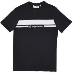 T-shirt Sergio Tacchini Anise Noir