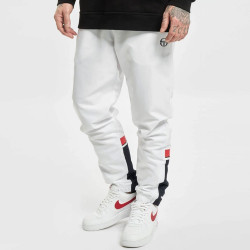 Pantalon de survêtement Sergio Tacchini Almond Blanc