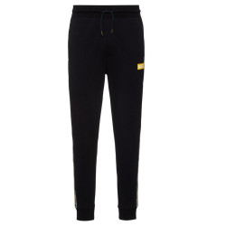 Pantalon de jogging Hugo Boss Donburi en molleton de coton avec logos imprimé pneu