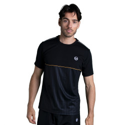 T-shirt Sergio Tacchinis Andres Noir