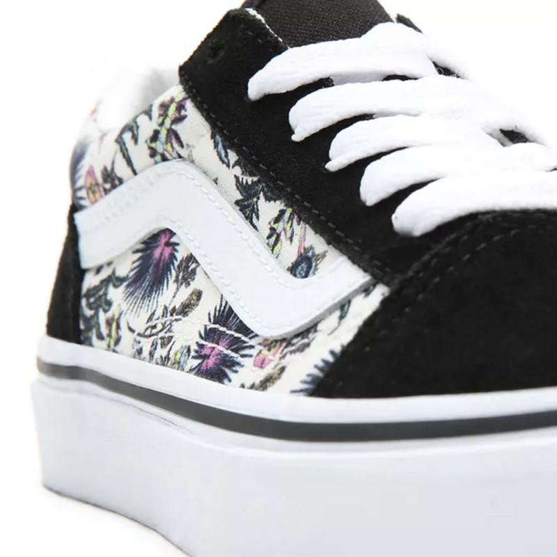 Chaussures Vans Paradise Floral Old Skool Enfant
