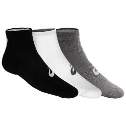 3 Paires de chaussettes Asics Quarter