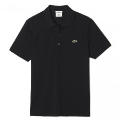 Polo Lacoste Slim Fit Noir