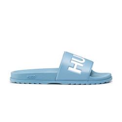 Sandales Hugo Boss Match Slid rblg Bleu
