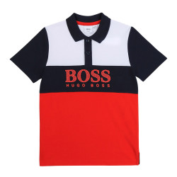 Polo Boss enfant