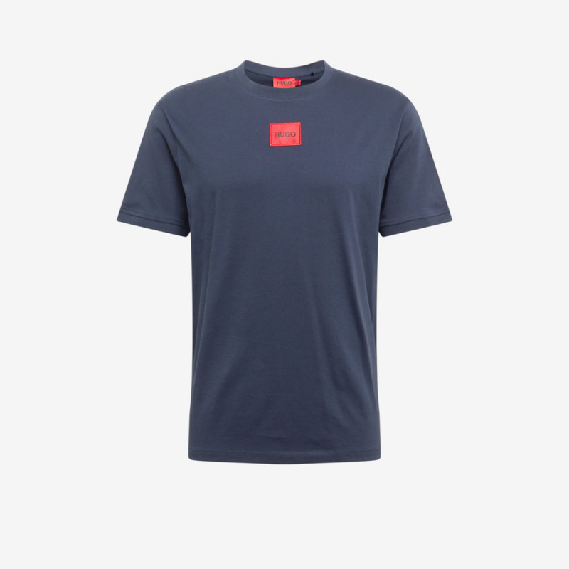 T-shirt Hugo Boss Regular Fit en coton Diragolino212