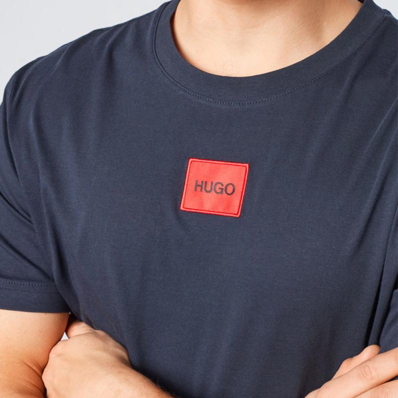 T-shirt Hugo Boss Regular Fit en coton Diragolino212