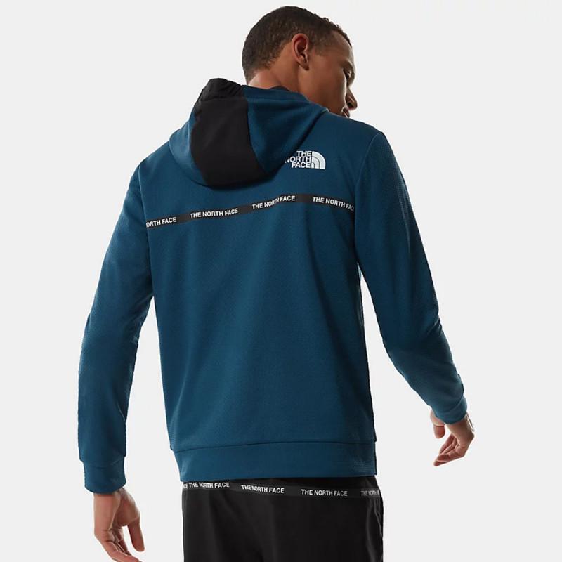 Veste de survêtement à capuche zippé Mountain Athletics