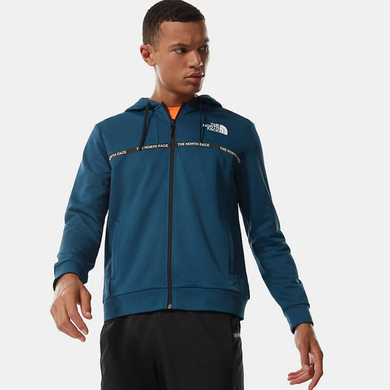 Veste de survêtement à capuche zippé Mountain Athletics