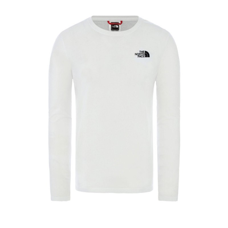 T-Shirt manche longue The North Face Red Box