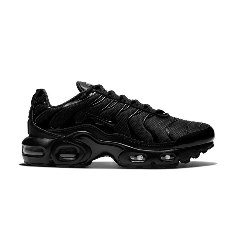 Baskets Nike Air Max Plus Tn Noir Junior