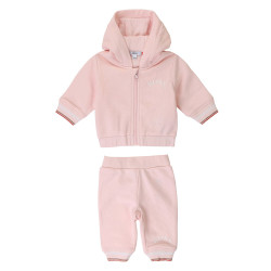 Ensemble de jogging Rose Boss enfant