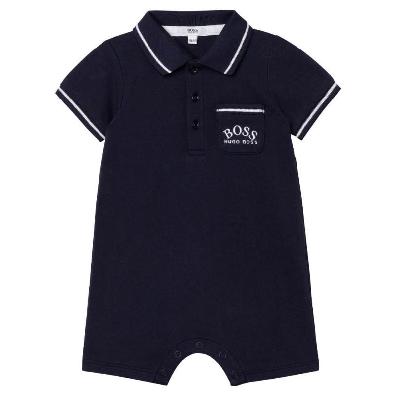 Combinaison courte Boss pour bébé