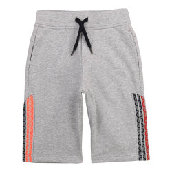 Short gris Boss enfant