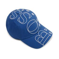 Casquette Bleu Boss enfant