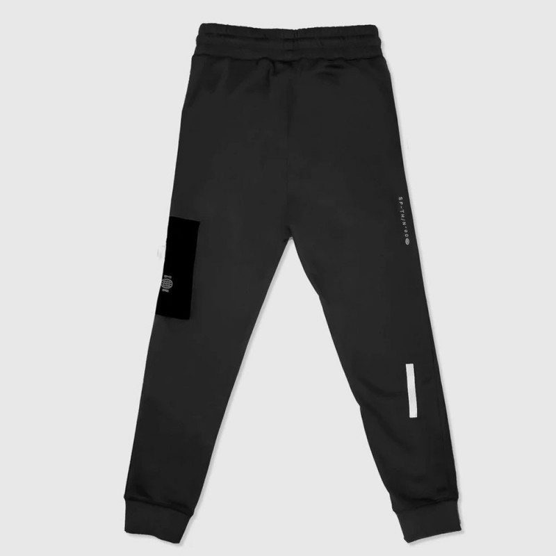Pantalon de jogging Noir Street Fight Antik