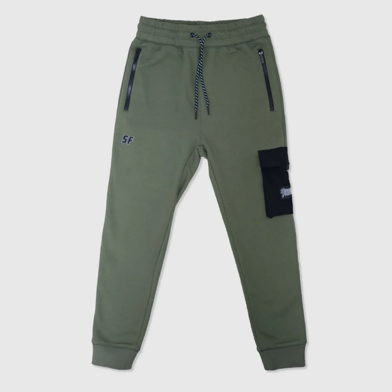 Pantalon de jogging Kaki Street Fight Antik