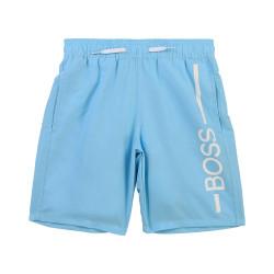Short de bain Bleu Boss enfant