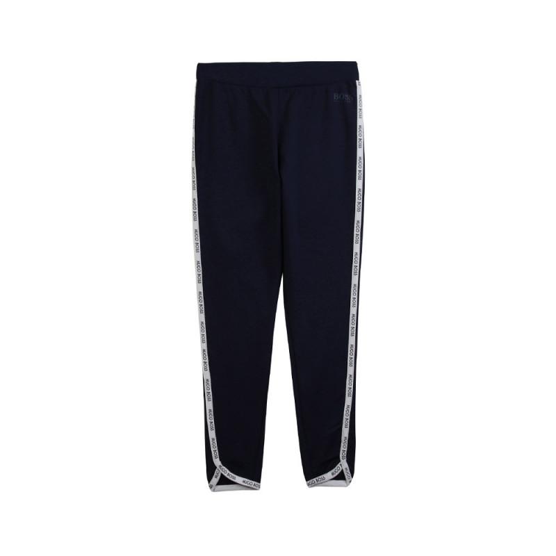 Pantalon Boss Bleu marine pour enfant