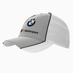 Casquette Puma BMW M Motorsport blanc