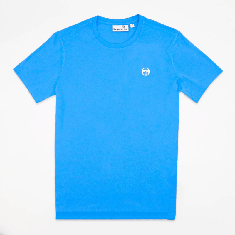 T-shirt Sergio Tacchini Alviero Bleu