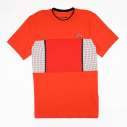 T-shirt Lacoste Sport Orange