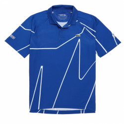 Polo Lacoste Novak Djokovic Bleu Roi