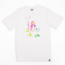 T-shirt blanc 47 brand Los Angeles Dodgers