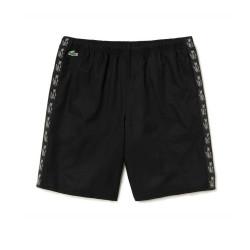 Short de Tennis Lacoste Noir