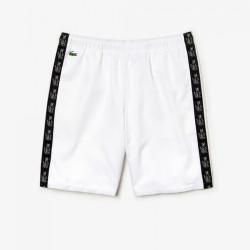 Short de Tennis Lacoste Blanc