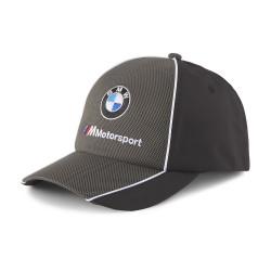 Casquette Puma BMW M Motorsport Noir