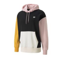 Sweatshirt à capuche Puma oversize
