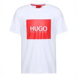 T-shirt Hugo Dolive 214 avec grand logo imprimé