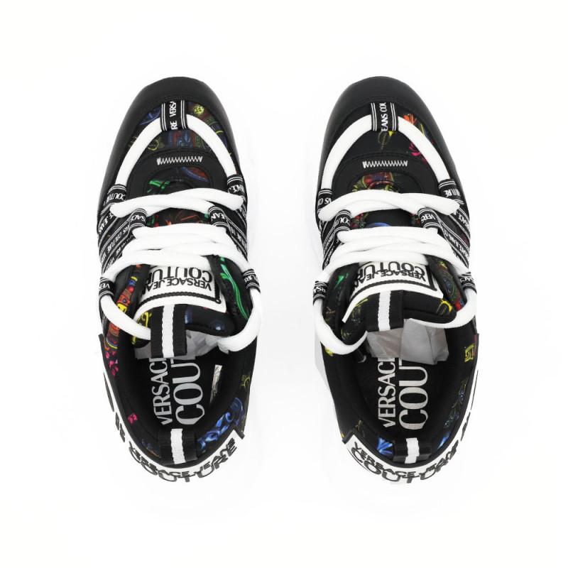 Baskets Versace Jeans Couture 71VA3SC6 Dis 64